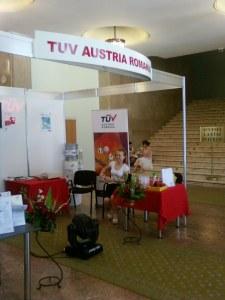 TUV Austria Romania at Business Edu 2009