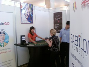 Babylon Consult at Business Edu 2009