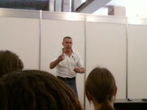 Bruno Medicina at Business-Edu 2009